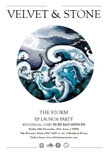 The Storm_EP Launch Poster_FINAL2